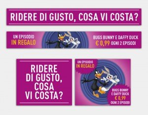 Corriere della Sera - Looney Tunes
