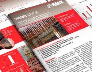 Vinavil - Catalogo generale, schede prodotti