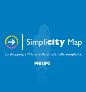 Philips - Materiale comunicazione evento