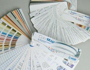 Mapei - Cataloghi, brochure, manuali, espositori, kit, portacampioni, comunicazione prodotti