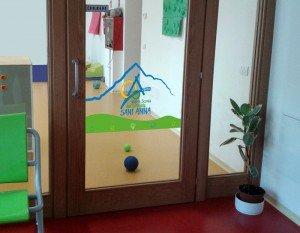 Nido e Scuola dell'Infanzia S. Anna - Logo, vetrofanie, segnaletica