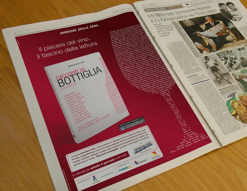 Corriere della Sera - Advertising