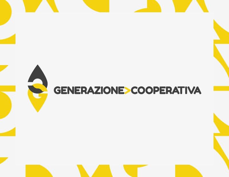 Legacoop - Generazione Cooperativa - Logo