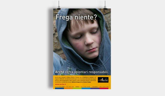 Arché - Campagna stampa