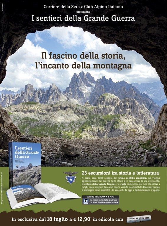 Corriere della Sera - Campagna stampa