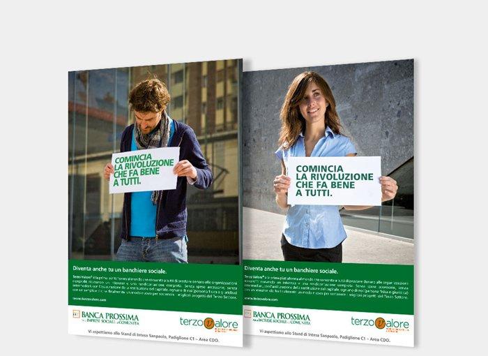 Banca Prossima - Comunicazione istituzionale