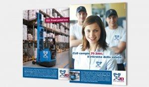 CLO - Materiale comunicazione evento