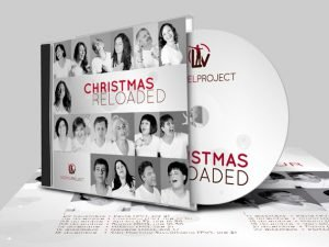 LV Gospel Project - Logo, cover e libretto CD, poster