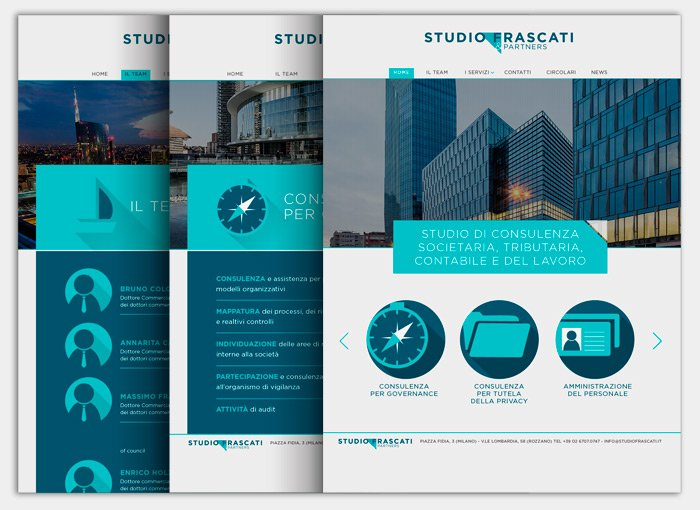 Sito web - Studio Associato Carbone Frascati Colombo