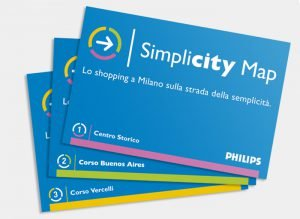 Philips - Materiale comunicazione evento
