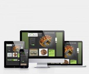 Uroburo - Sito web responsive