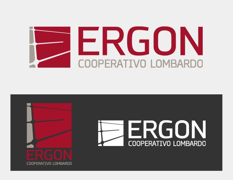 Logotipo - Ergon Cooperativo Lombardo