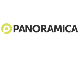 Logo Panoramica a cura di Pensieri e Colori, l'Agenzia di comunicazione onlus