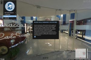Tour Virtuale ingresso Museo Don Gnocchi