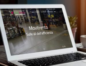creare un sito web e un nuovo logo - Pensieri e Colori onlus di Milano