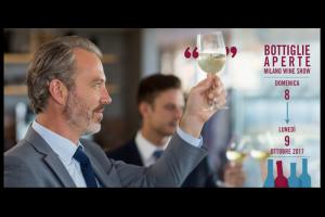 Evento sul vino Bottiglie Aperte