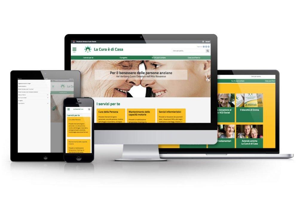 Linee guida AGID responsive per sito amministrazione pubblica - Pensieri e Colori L'agenzia di comunicazione onlus