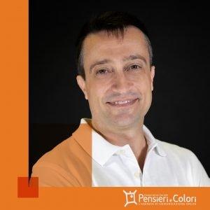 Gabriele, tutor e direttore operativo di Pensieri e Colori